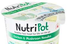 NutriPot's Healthy Noodles Provide Essential Vitamins and Minerals
