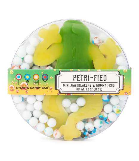 Biology-Inspired Candy Kits - These Treats for Halloween Take Cues from a Petri Dish