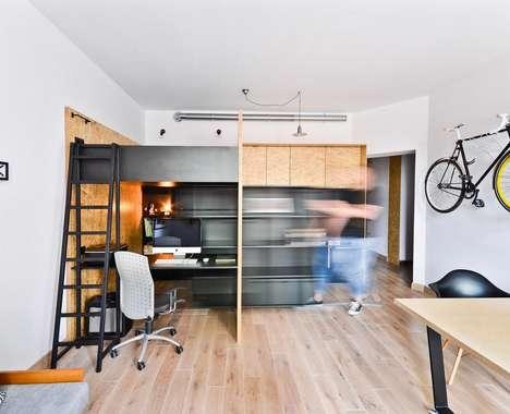 Hybrid Office Apartments