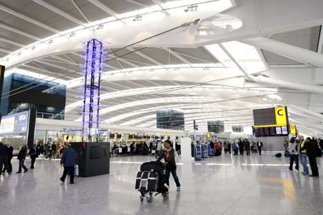 Dementia-Friendly Airports - Heathrow Airport Marks World Alzheimers Day with New Policies