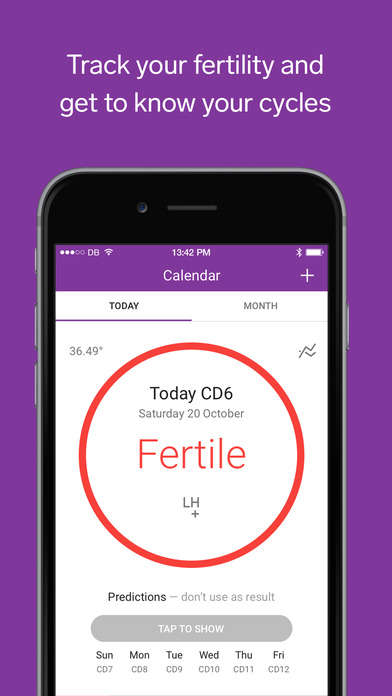 Algorithm-Based Fertility Apps - 'Natural Cycles' Uses Data to Help Women Track Their Fertility