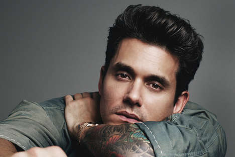 Love Ballad Jewelry - John Mayer's Celebrity Jewelry Line was Made with George Frost's Help