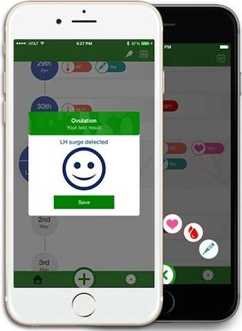 Fertility-Tracking Kits - The Welltwigs 'Fertility Monitor' App Works with Accompanying Peripherals