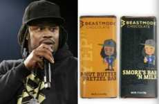 Footballer Marshawn Lynch Takes on a New Venture With 'Beast Mode' Candy
