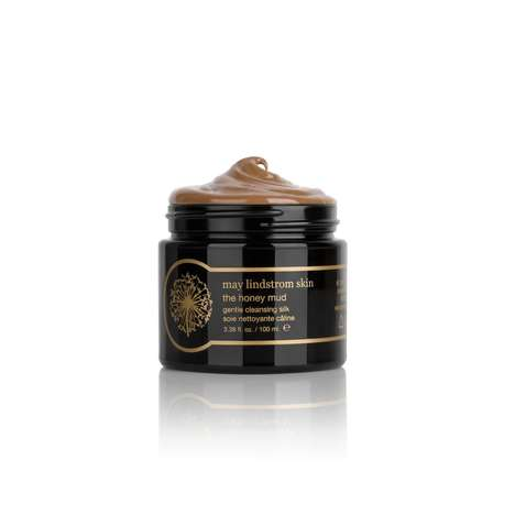 Hardening Honey Skincare - The May Lindstrom Honey Mud Uses Clay to Naturally Purify the Skin