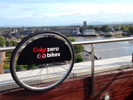 Cyclist-Celebrating Events - Limerick is Celebrating World Car Free Day by Rewarding Those Who Cycle
