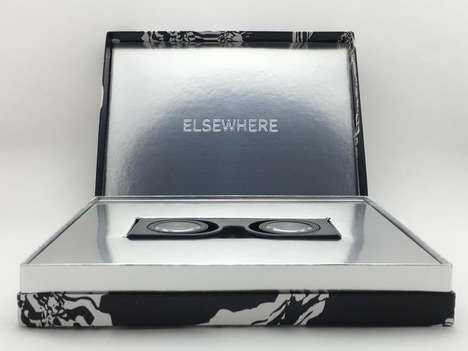 3D Modifying Devices - The 'Elsewhere' System Turns Any Smartphone Video into a 3D Video