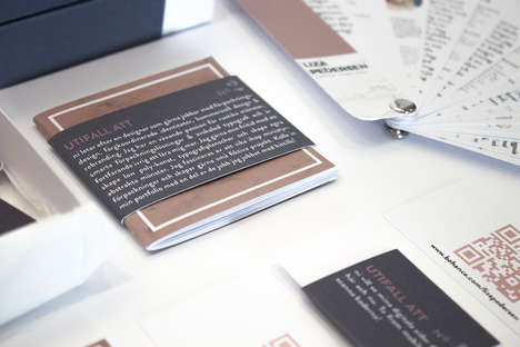 Self-Promoting Designer Packages - This Designer Created a Gift Box Filled with a Resume and Letter