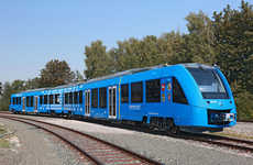 Zero-Emission Hydrogen Trains