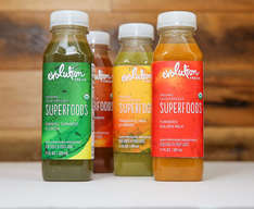 Coffee Chain Juice Blends - Starbucks' Evolution Fresh is Releasing Five New Juices