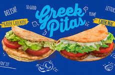 McDonald's Malta is Now Serving Greek Pita Sandwiches
