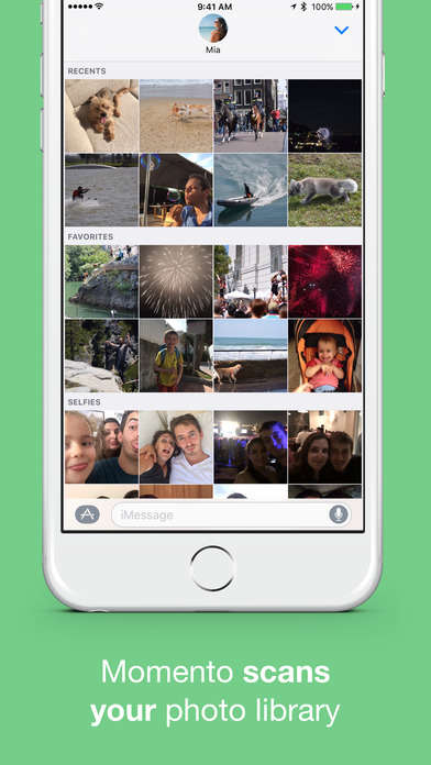 GIF-Creating Photo Apps - The Momento App Makes GIFs Out of Users' Camera Rolls