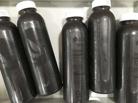 Limited-Edition Charcoal Drinks - Suja Juice Launched a Creative Campaign to Promote These Juices