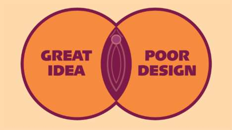Satirical Logo Consultations - GenitalsOrNot.com Spots and Then Stops Humorously Bad Logo Designs