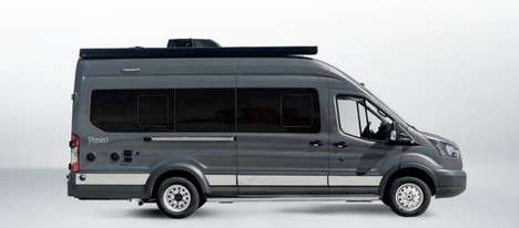 Optimized Camper Vans - The Paseo Combines Fuel-Efficient Performance With Interior Comfort