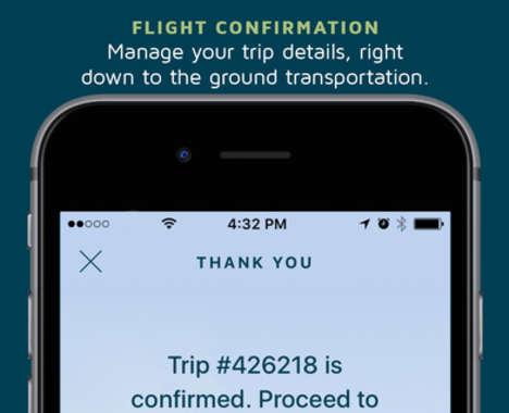 Charter Flight Booking Apps