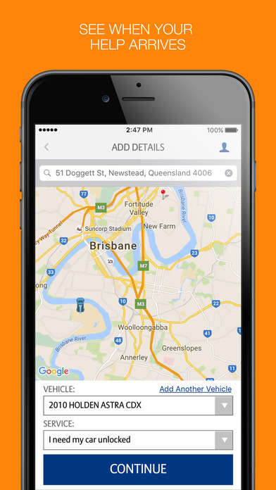Roadside Assistance Apps - The 'GotU' App Helps You Summon Help If Your Car Breaks Down