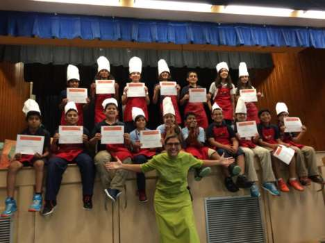 Venezuelan Family Cooking Classes - 'Big Chef, Little Chef Runs' Cooking Classes for Families