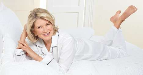 Celebrity Homemaker Events - Martha Stewart and the Bay are Hosting a Launch for Her Bedding Line