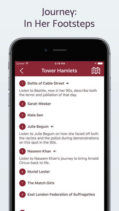Pioneering Woman-Celebrating Apps - This Walking Tour App Celebrates Historical Woman Activists
