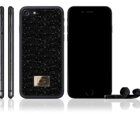 Diamond-Encrusted Smartphones