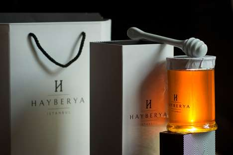 Sustainably Sourced Honeys - The Honey Brand Hayberya Packages Celebrates Independent Beekeepers