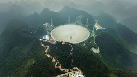 Alien-Hunting Telescopes - China's FAST Will Search for Extraterrestrial Life