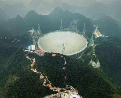 Alien-Hunting Telescopes