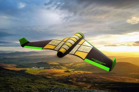 Emergency Food-Delivering Drones - 'Pouncer' UAV Drones Could Deliver Relief to Those in Need