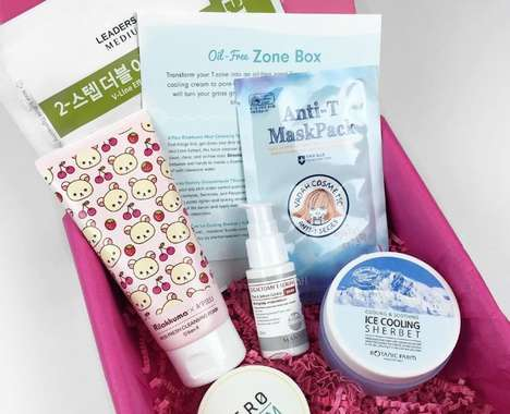 Korean Beauty Subscriptions