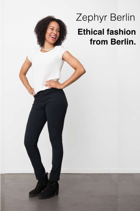 Travel-Friendly Pants - These Pants Were Designed to Be Both Sustainable and Comfortable