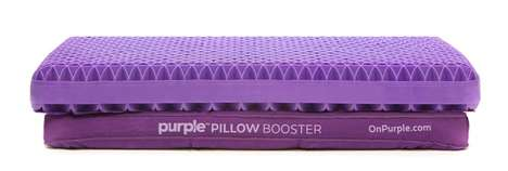 Low-Pressure Pillows - The 'Purple Pillow' Ensures That Sleepers Have Optimum Support