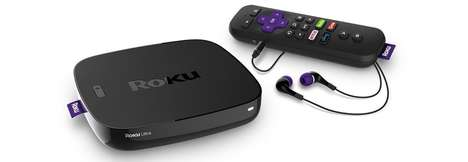 Optimized Streaming Players - The Roku Ultra Offers 4K Streaming and USB Connectivity