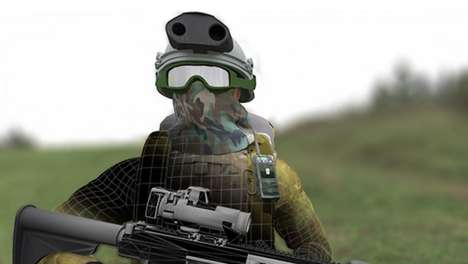 Streamlined Close Combat Sensors - This System Will Allow Military Troops to be Tracked Without GPS