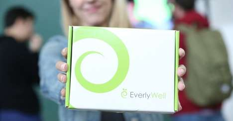At-Home Medical Tests - Health Testing Startup EverlyWell Makes Clinical Testing More Available