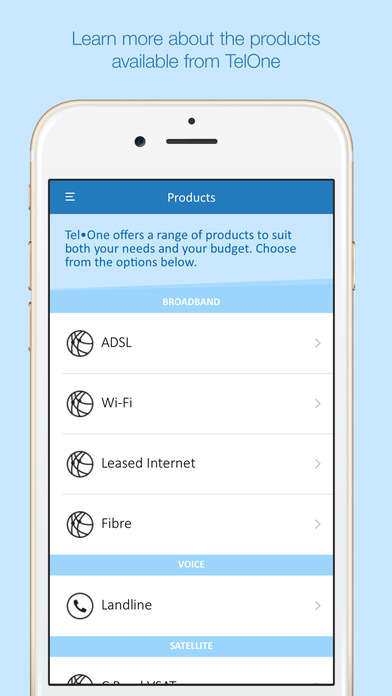 Supportive Telecom Apps - TelOne's Customer Support App Offers Live Chat and Payment Services