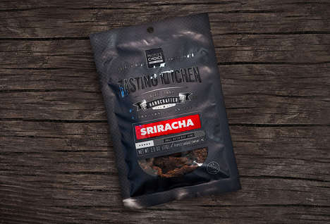 Artisanal Dried Meat Snacks - People's Choice Beef Jerky Uses Only Premium Meats in the Snack Packs