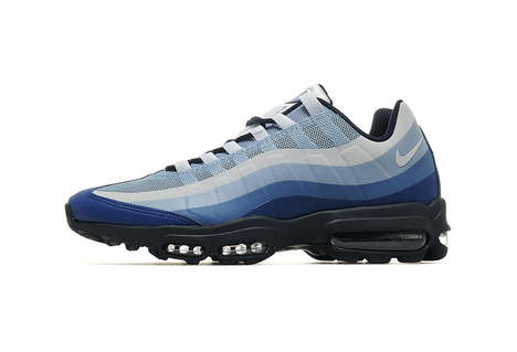 Sleek Supportive Sneakers - The JD Sports Air Max is a Streamlined Version of a Classic Nike Model