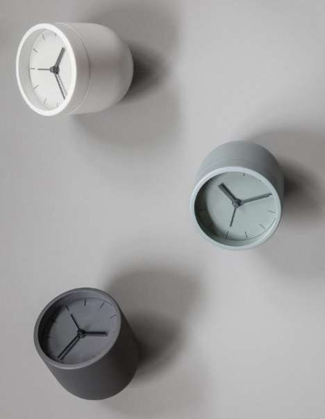 Tactile Alarm Clocks - This Minimalist Alarm Clock Was Designed to Be Interactive