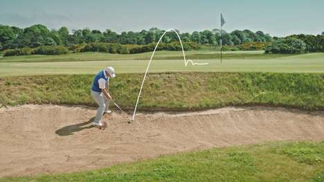 Interactive Golfing Videos - The 'Call the Shots' Video Lets Users Control Paul McGinley's Strategy