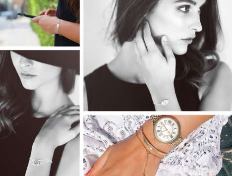 Chic Medical ID Jewelry - Poppy Medical ID Bracelets Provide a Stylish Solution to Stay Safe