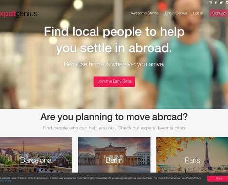 Expat Online Marketplaces