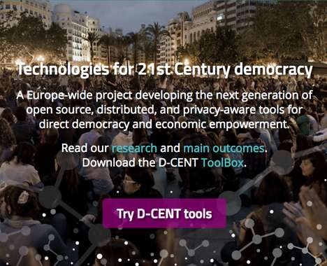 Technological Democratic Platforms