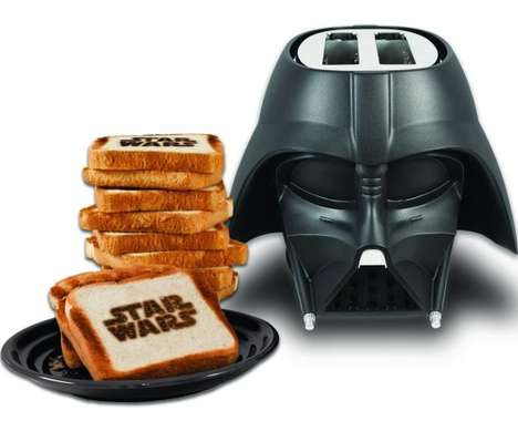 Galactic Printing Toasters