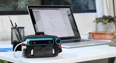 VR Development Devices - The Occipital VR Dev Kit Enables Developers to Create New Experiences