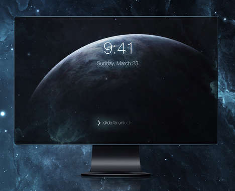 Tactile Conceptual Screen PCs