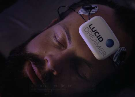 Dream-Augmenting Wearables - The 'Lucid Dreamer' Helps Enable Users to Control Their Dreams