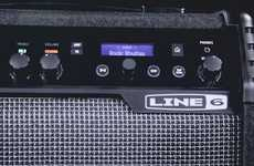 Wireless Guitar Amplifiers