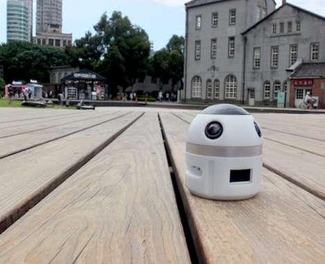 Inexpensive 360-Degree Cameras
