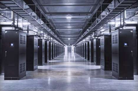 Social Media Server Photography - Mark Zuckerberg Will Be Releasing Images of Facebook Data Centers